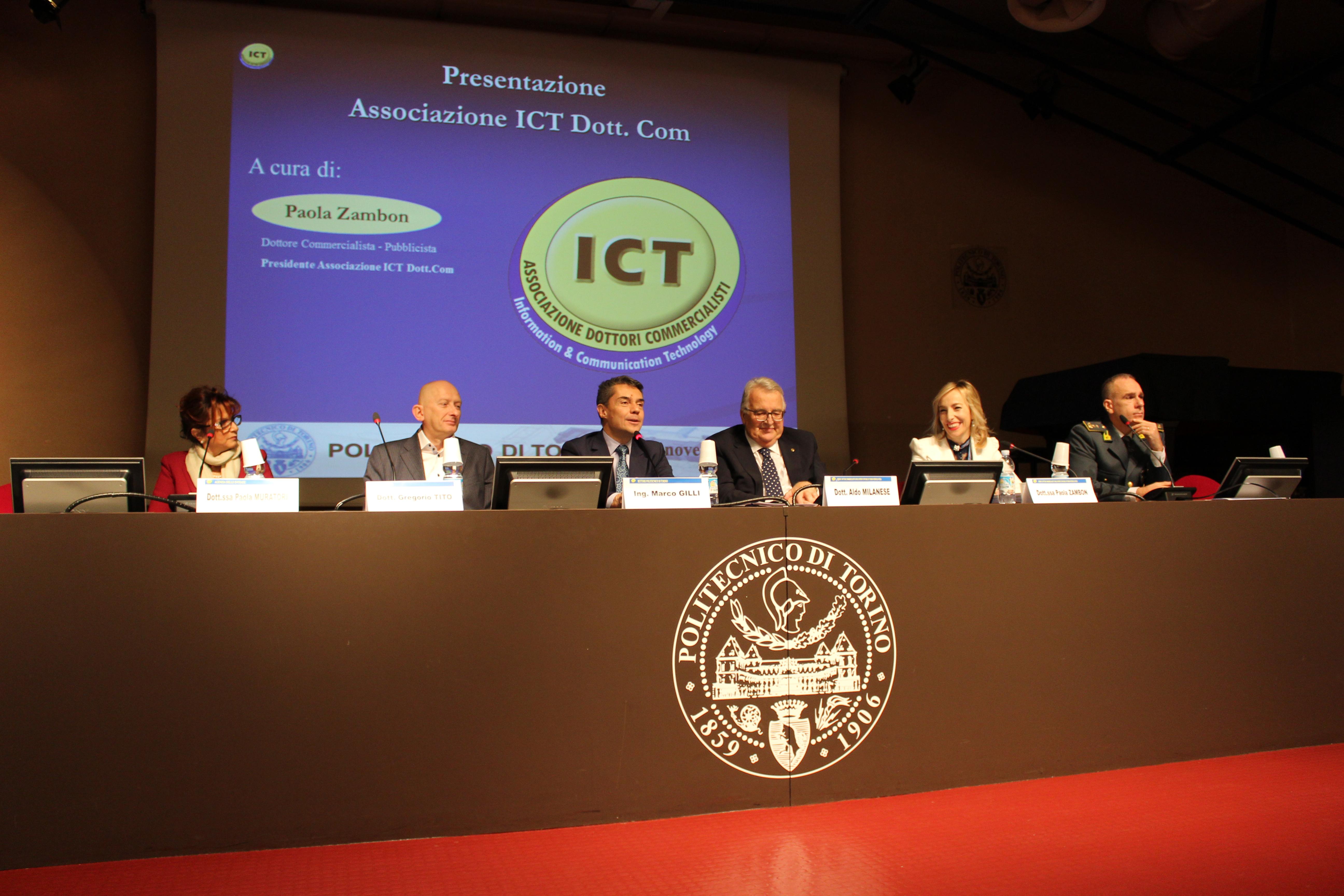 Convegno 20 novembre 2015 – Associazione ICT Dott.Com – Politecnico di Torino