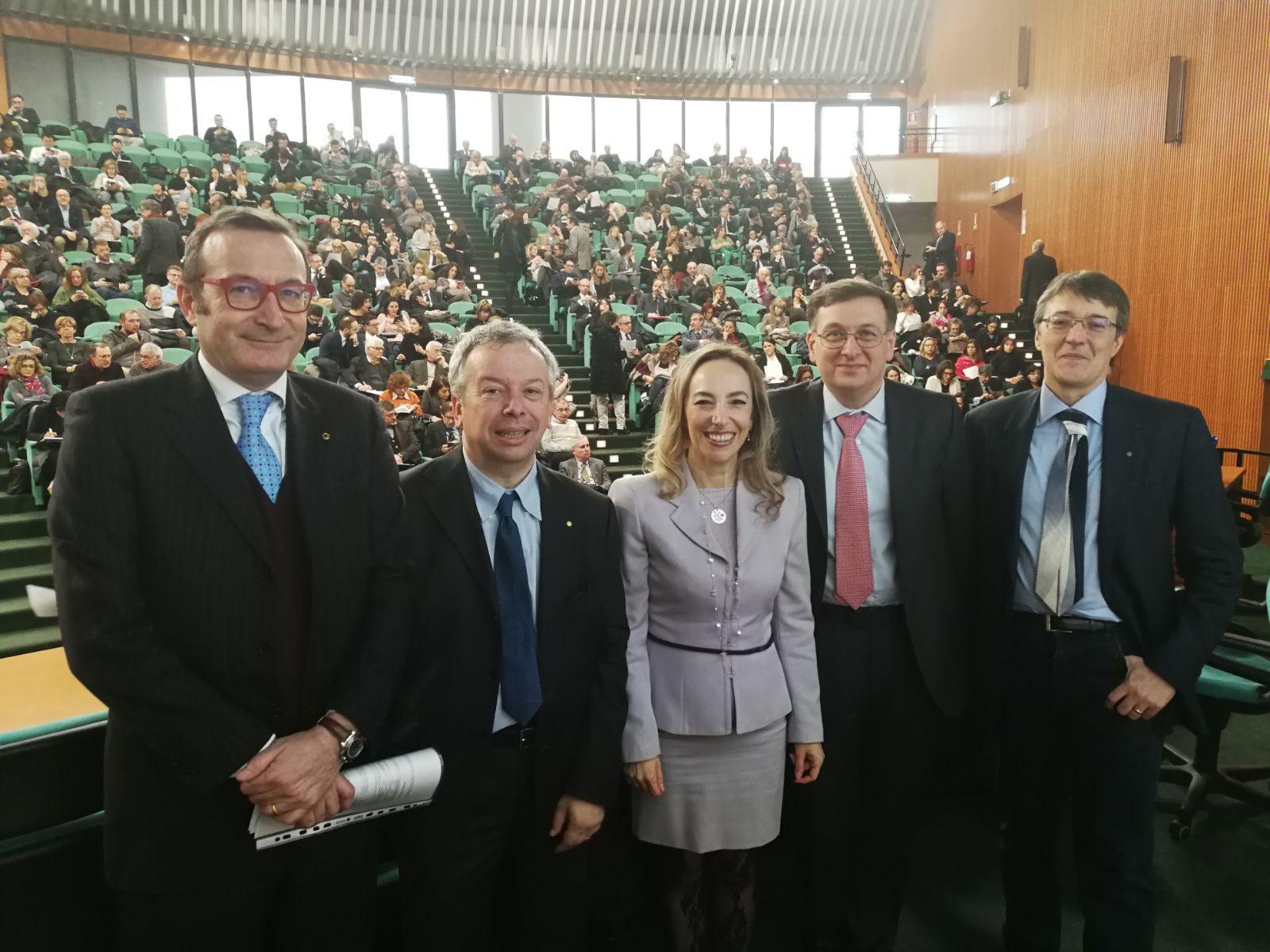 """Convegno """"GDPR negli studi professionali"""" – Palazzo di Giustizia Torino – 12 marzo 2018"""